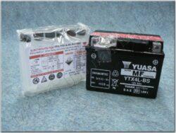 Battery assy. 12V 3Ah YUASA YTX4L-BS ( 113x70x86 )