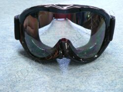 Motocross Goggle MCN - black, children