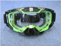 Motocross Goggle MX-902 Verde ( SHIRO ) green