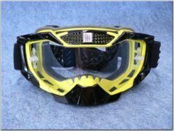 brýle cross MX-902 Amarillo ( SHIRO ) žluté