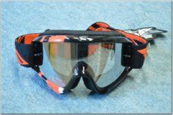 brýle Zone RS -  černo/oranžové ( FLY RACING )