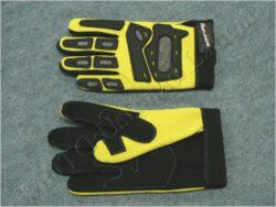 Gloves B5314 - yellow ( FURIGUS )