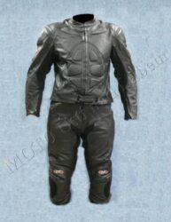Motorcycle suit B1121, black ( BEL ) Size L