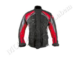 Jacket Liverpool, black-red ( ROLEFF )