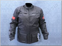 Jacket Radical, black-red ( AYRTON ) Size 3XL