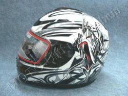 Full-face Helmet FF3 - piranha ( Motowell )