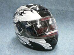 Helmet - black/grey ( no name ) Size XL