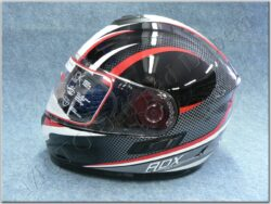 Helmet FF6G - Neat ( Motowel ) Size M w/ Integral sun visor