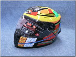 Full-face Helmet SH-829 Iris Kid Amarillo ( SHIRO )