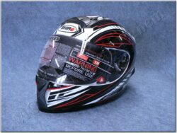 Full-face Helmet SH-Motion Kids Rojo ( SHIRO )