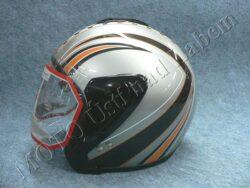 Helmet OF4 - greynet ( Motowell ) Size L
