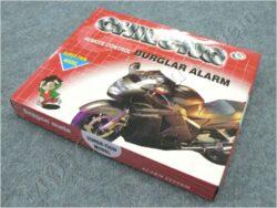alarm motocyklový - CHILONG ( UNI )
