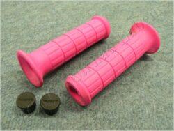 Grip, handlebar - pink  ( UNI )