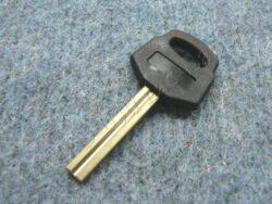 klíč zámku - šablona ( UNI )