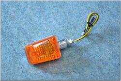 blikač hranatý [oranžové sklo] č.85