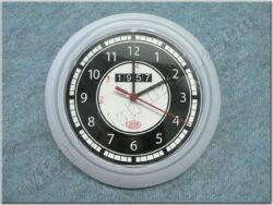 hodiny nástěnné ( Jawa )