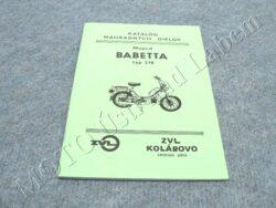 katalog ND ( BAB 210 )