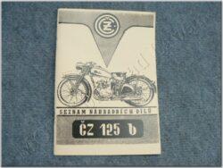 katalog ND ( ČZ 125 B )
