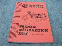katalog ND ( ČZ 125/488,175/487 SPORT )