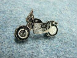 Pin badge JAWA 650 Classic (black)