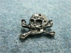 Pin badge Skull (n.2)