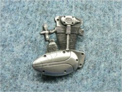 Pin badge engine Jawa 500 OHC