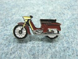 Pin badge JAWA Pionyr 21