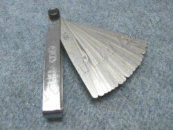 Leaf gauge 0,05-1,0 ( UNI )