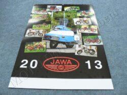 kalendář 2013 - Jawa ( 420x645 )