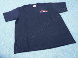 T-shirt blue w/ picture Jawa Perak