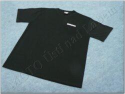 T-shirt black w/ logo SIMSON, Size L
