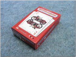 karty hrací  Motoveteráni - 54 ks