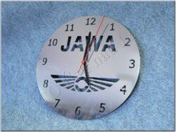 hodiny nástěnné ( Jawa ) vzhled šablona, lesk