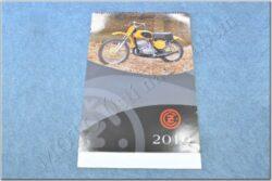 kalendář 2010 - ČZ ( 420x600 )