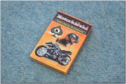 karty hrací Motorkářské - 32 karet