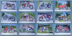 kalendář 2019 - Československé motocykly ( 420x315 )(930765)