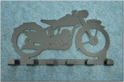 6-peg rack - Motorcycle Theme / ČZ 201,502
