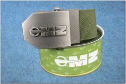 belt MZ / textile khaki - size 150cm