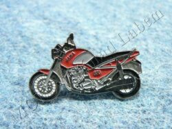 Pin badge JAWA 650 Style (red)