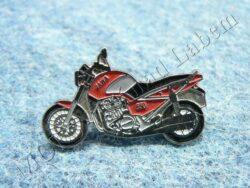 Pin badge JAWA 650 Style (red)