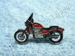 Pin badge JAWA 650 Classic (red)