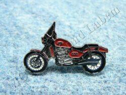 Pin badge JAWA 650 Classic (red)