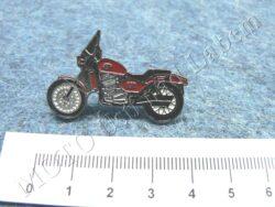 Pin badge JAWA 650 Classic (red)(930042)