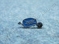 Pin badge PAV (blue)