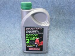 Engine oil 2T Synth SCOOT Racing Denicol (1L)