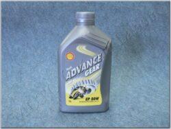 Gear oil 80W EP GL4 Advance Gear Shell (1L)
