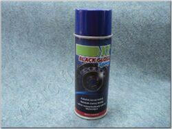 autolak černý lesklý XT (400 ml)