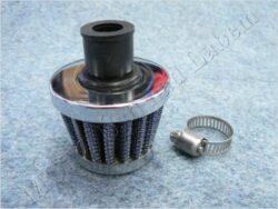 Air filter racing  D12, intake ( UNI ) cone mini